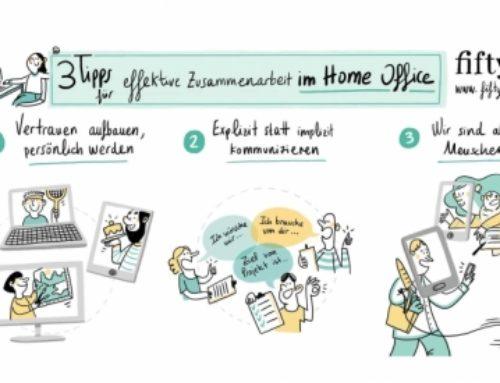 3 Tipps für effektive Zusammenarbeit im Home-Office