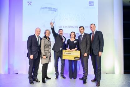 Clusterland Award