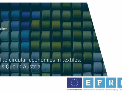 Abstract zur online Messe GFC – Road to circular economies in textiles