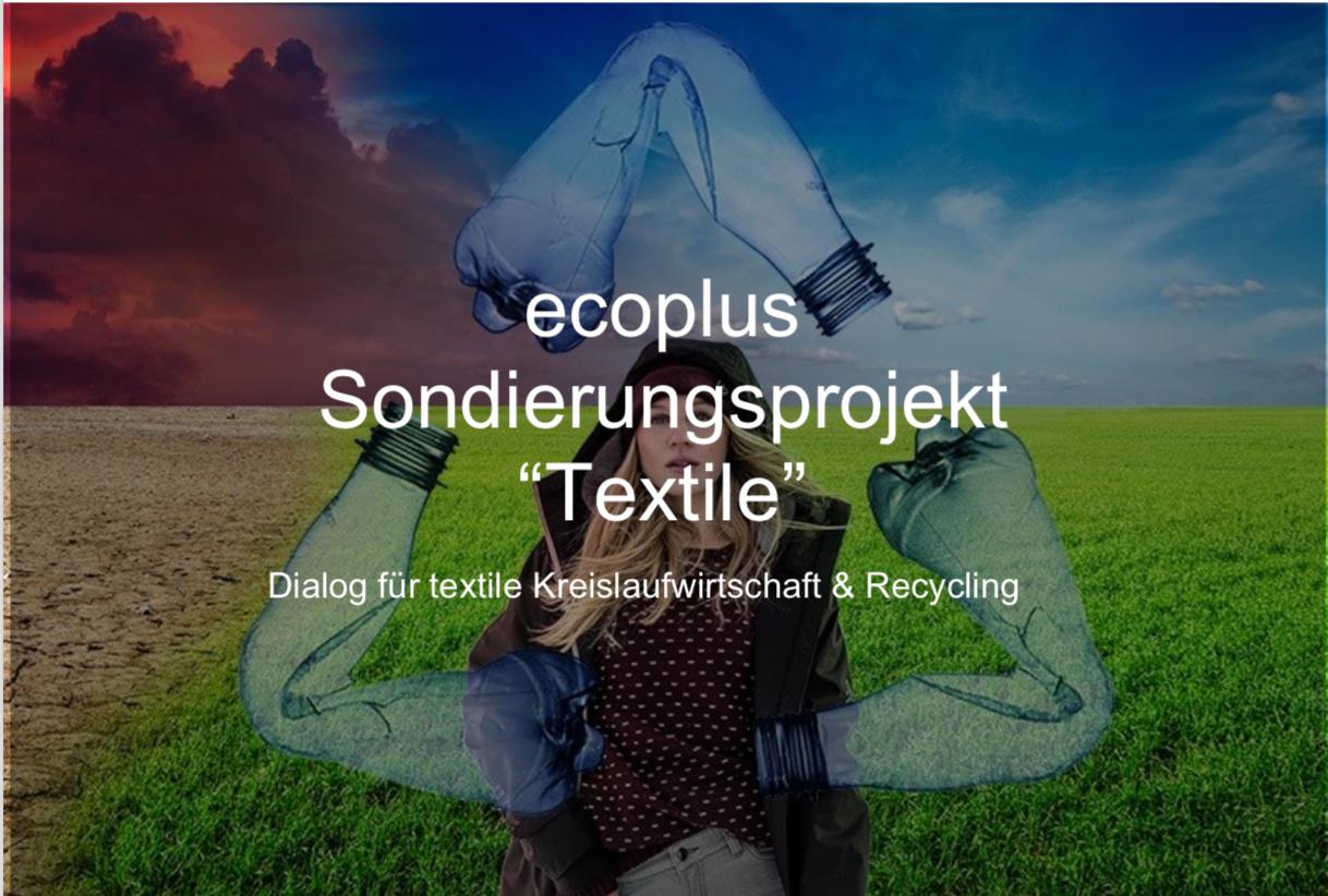 ecoplusSondierungsprojektTextile-Dialog_fuer_textile Kreislaufwirtschaft_und_Recycling